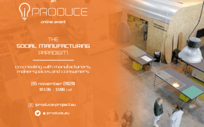 A new paradigm for engagement and production with consumers, makers, and manufacturers