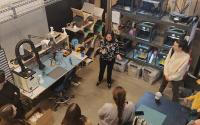 Danish cMDF held its 3rd and 4th Women Makers workshop
